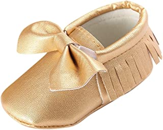 Amazon.es: Dorado - Zapatos para bebé / Zapatos: Zapatos y ...