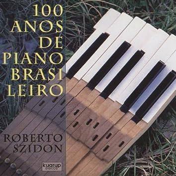 100 Anos de Piano Brasileiro