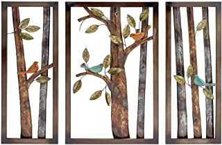Best metal wall plaque 44 inches wide Reviews