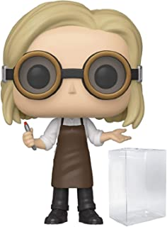 Doctor Who: 13th Doctor with Goggles Pop! Vinyl Figure (Includes Compatible Pop Box Protector Case)