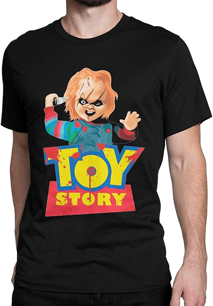 Chucky Toy Story T-Shirt, Child's Play Funny Tee