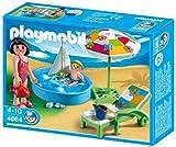 PLAYMOBIL - Vacaciones Piscina para Niños (4864)