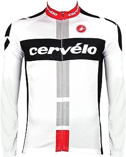 Strgao 2016 Men's Pro Team MTB Bike Bicycle Winter Thermal Cycling Long Sleeve Jersey Jacket