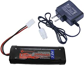Best maisto 7.2v replacement battery Reviews