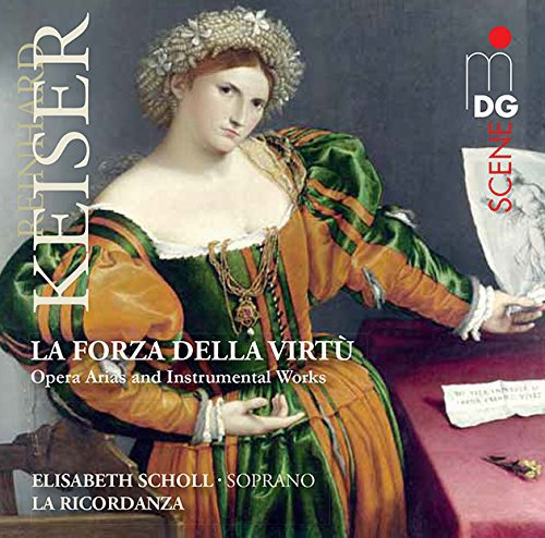 Reinhard Keiser: Opera Arias / Instrumental Works