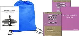 Ultimate Series Grade 10 SET homeschool kit in a bag