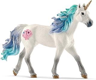 Schleich Sea Unicorn Stallion Toy Figure