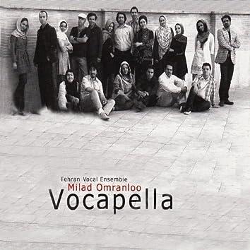Vocapella(Persian Vocal pieces)