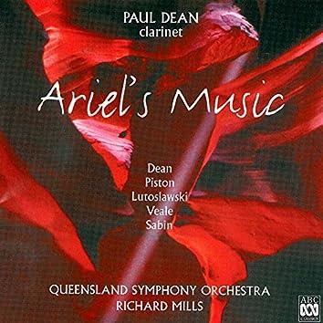 Ariel's Music