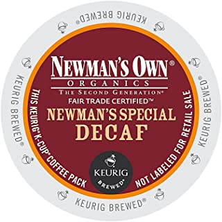 Newman's Own Organics Special Blend Decaffeinated Coffee K-Cups , 0.4 Oz., Box Of 16