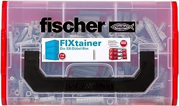 Fischer 532892 Clavija de carpintería, Set de 210 Piezas