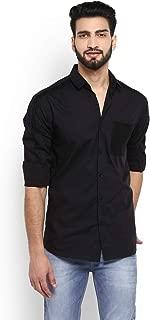 Mufti Full Sleeves Slim Fit Shirt