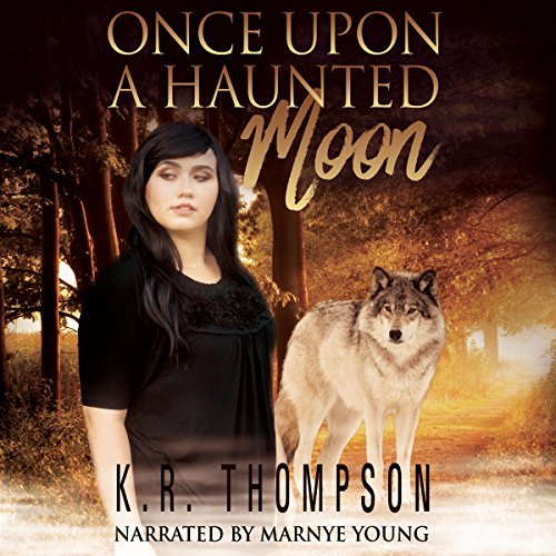 Once Upon a Haunted Moon audiobook cover art