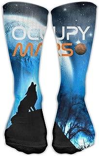 Occupy Mars Best High Performance Athletic Running Casual Socks For Men & Women