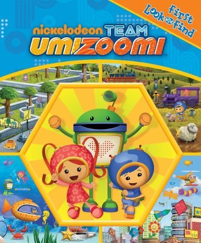 Nickelodeon: Team Umizoomi: First Look and Find (2013-04-15)