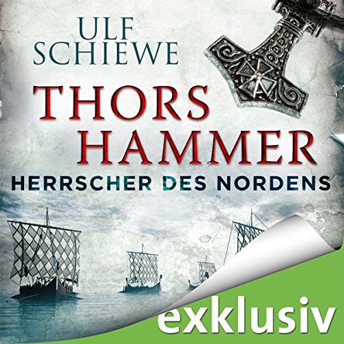 Thors Hammer (Herrscher des Nordens 1) audiobook cover art