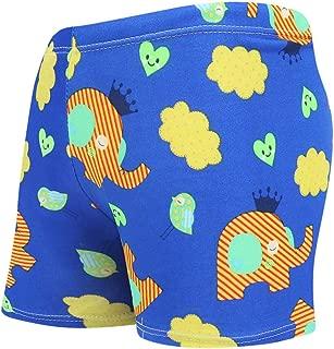 FairOnly Boy Kids Swimming Pants Cartoon Pattern Quick-Drying Beach Boxers