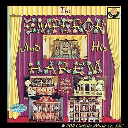 Paul Eakins' World Famous Carousel Band Organs
