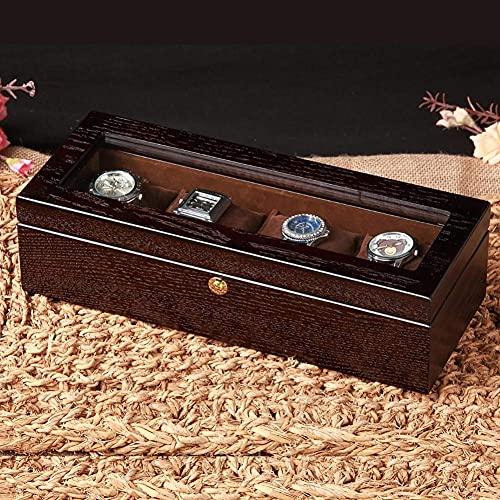 hyywmgx Automatik Uhrenbeweger Box 4...