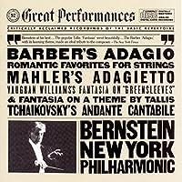 Adagio & Other Romantic Favorites for Strings