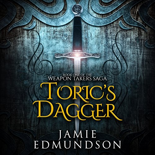 Toric's Dagger audiobook cover art