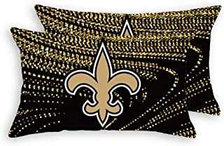 new orleans saints pillow cases