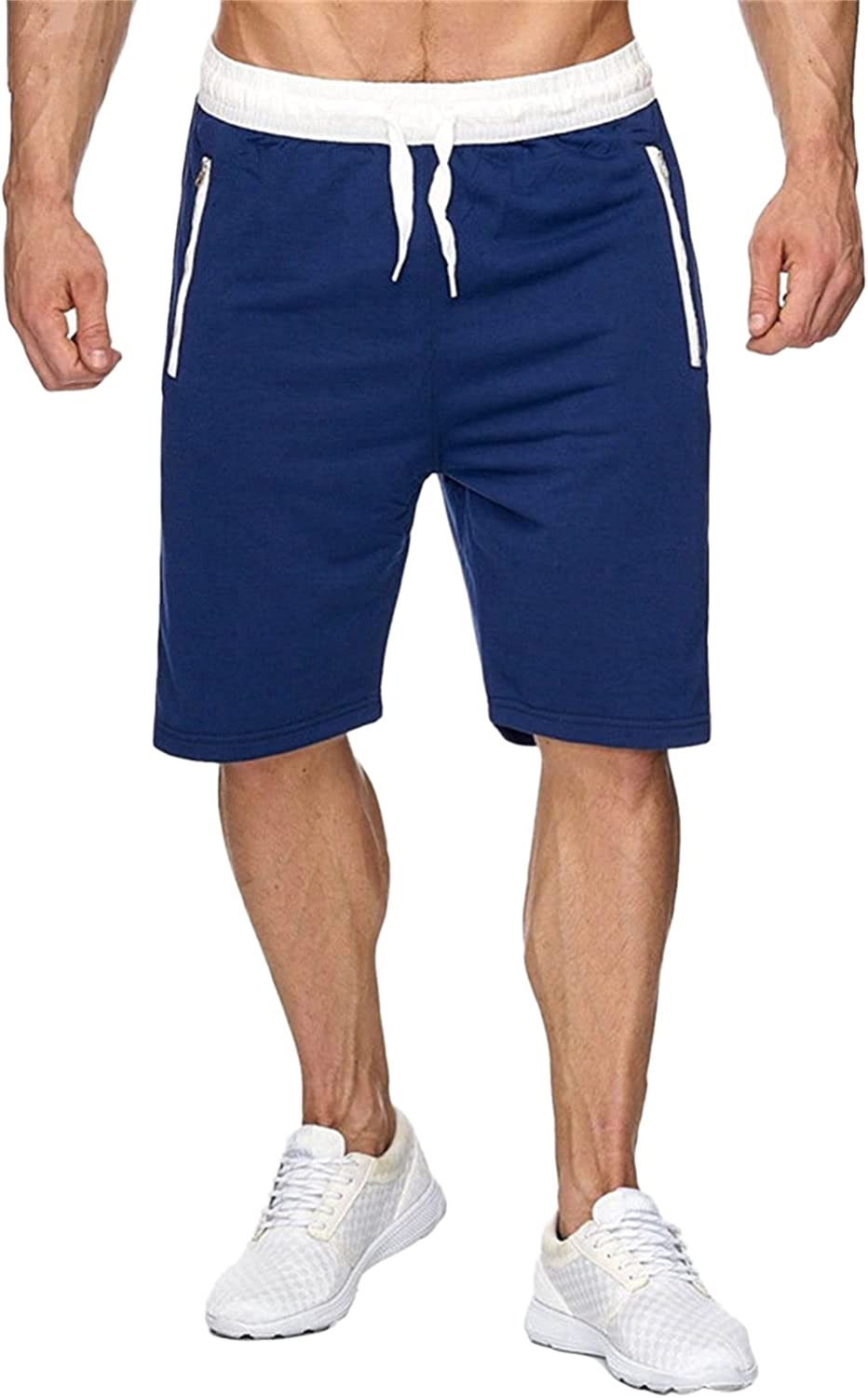 Men's Omaha High material Mall Casual Beach Shorts Plus Shor Breathable Loose Sports Size
