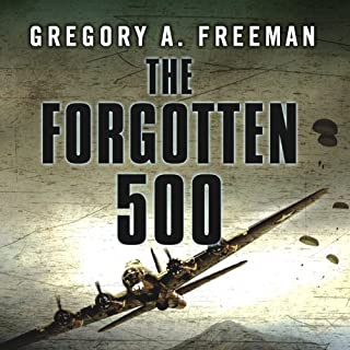 The Forgotten 500 audiobook cover art