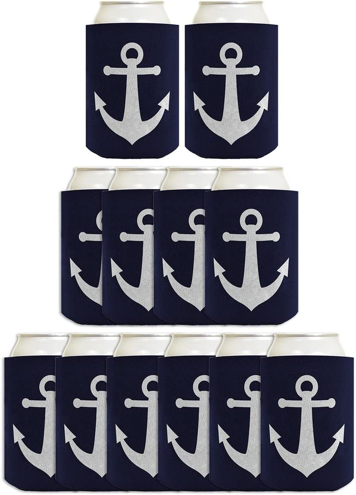 Sailing Gift Industry No. 1 Anchor Coolie Boating Owner Preppy Na New Boat Genuine