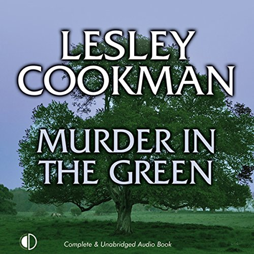 Murder in the Green audiobook cover art
