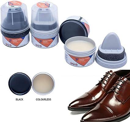 2-in-1 Shoe Polish Wax Haokanba Leather