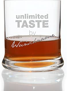 Leonardo Wiskyglas Motiv - Unlimited Taste - mit Gratis Gravur des Vor & Nachnamens