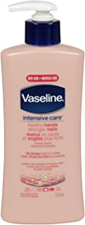 Vaseline Healthy Hand & Nail Conditioning Hand Lotion with Keratin & Vitamin E