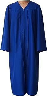 Unisex Adult Choir Robes Matte Finish Confirmation Robe