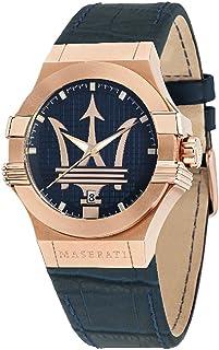 ساعة كاجوال للرجال من مازيراتي R8851108027 - انالوج