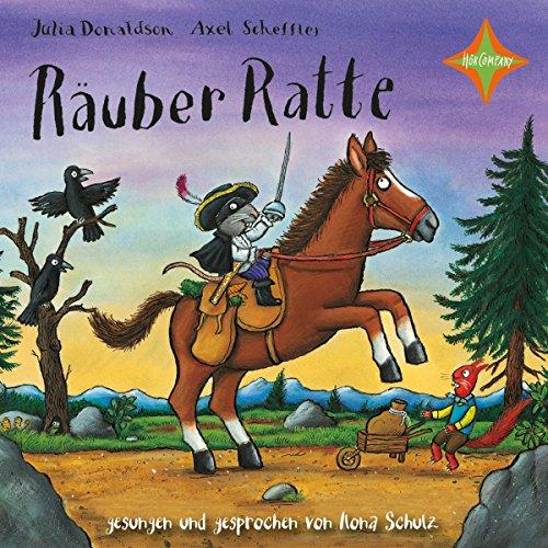 Räuber Ratte audiobook cover art