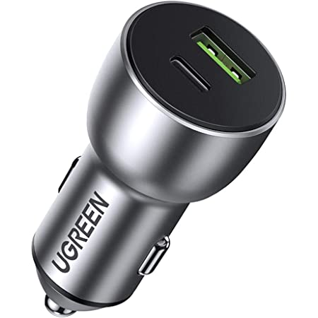 Ugreen Auto Ladegerät Dual Zigarettenanzünder Adapter Elektronik