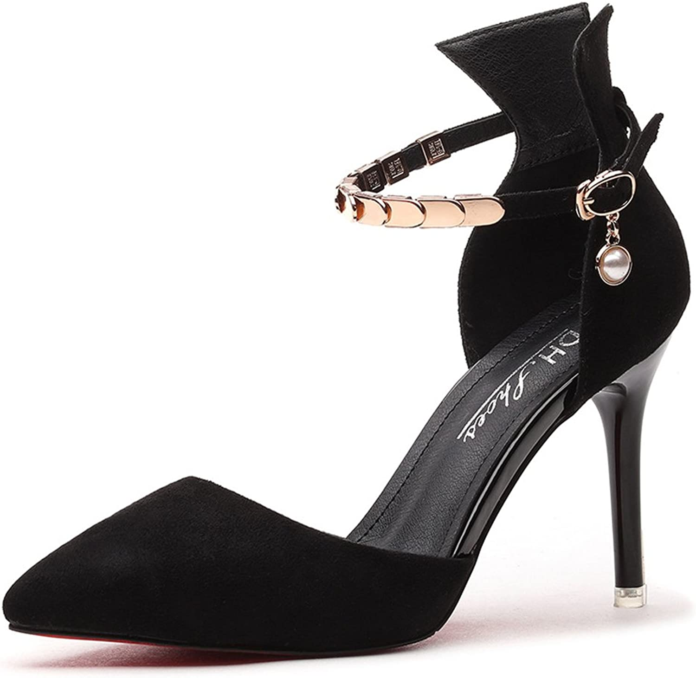 Woman's shoes Sexy high heels Fashion simple ladies shoes Elegant shoes