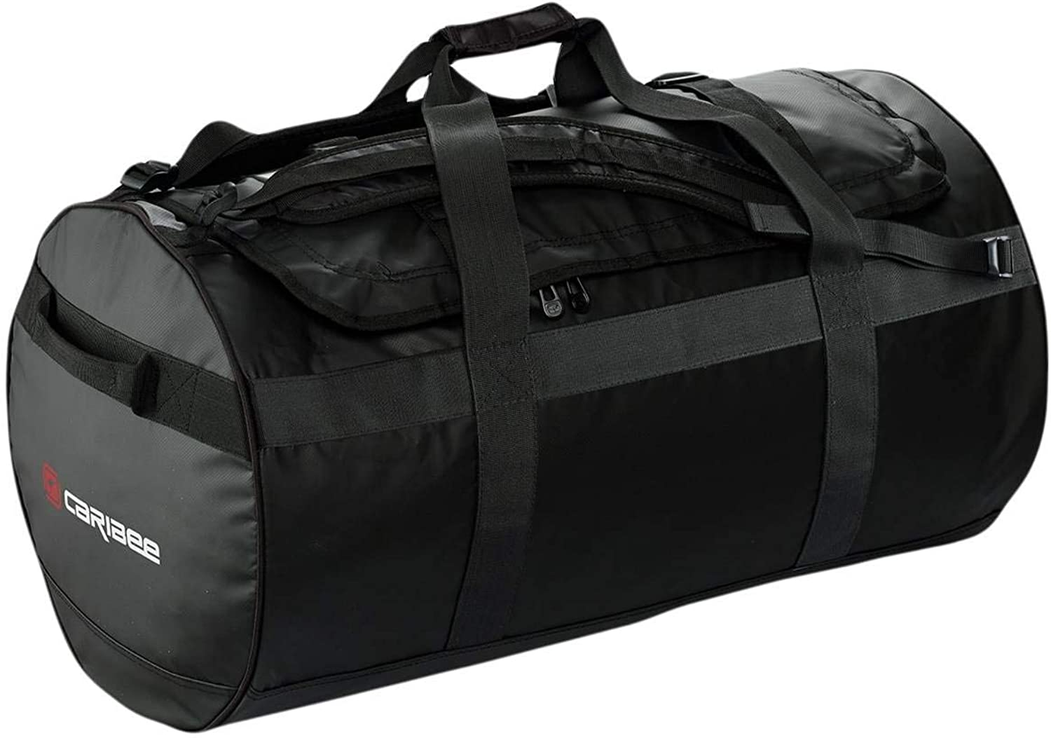 Caribee Kokoda 90L Duffle Bag - Black