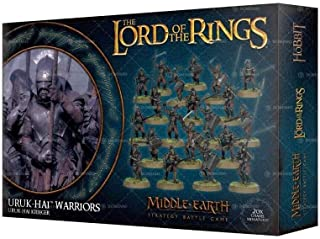 Lord of the Rings: Uruk-hai Warriors