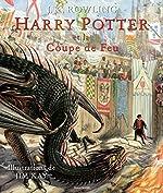 Harry Potter, IV:Harry Potter et la Coupe de Feu de J. K. Rowling