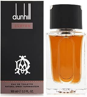 Dunhill Custom Eau de Toilette Spray for Men, 3.3 Ounce