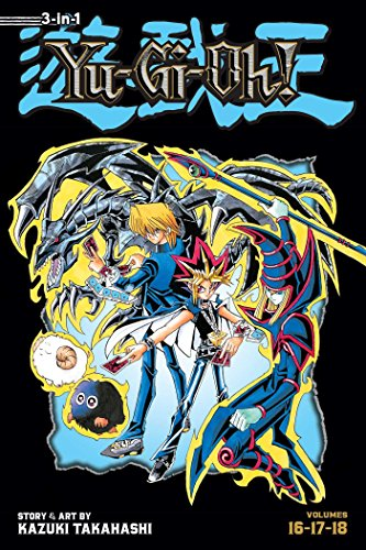 Yu-Gi-Oh! (3-in-1 Edition) Volume 16,17 et 18