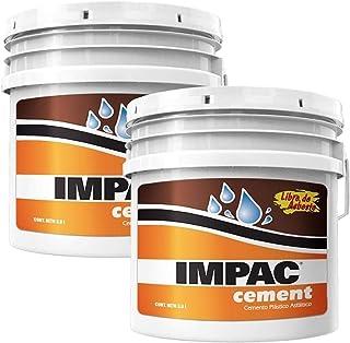 IMPAC Cement 3.9 Lts Cemento Plastico Asfaltico 2 Pack