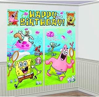 Scene Setters   SpongeBob Collection   Birthday