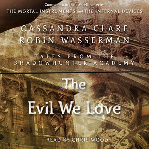 The Evil We Love cover art