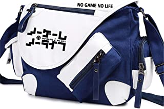 GO2COSY Anime Hetalia Axis Powers Messenger Bag Crossbody Handbag Backpack Tote Bag Student Bag Shoulder Bag