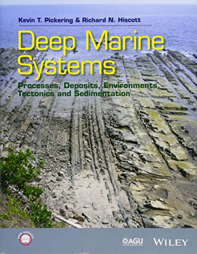 Deep Marine Systems: Processes, Deposits, Environments, Tectonics and Sedimentation (Wiley Works)