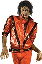 Charades Men's Michael Jackson Thriller Jacket