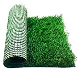 Storystore Dog Grass Pad, Dog Pee Potty Replacement Grass Mat for Puppy Potty Training, Artificial Grass Pet Pee Pads for Indoor Outdoor Use (14In x 18In, 1Pack)